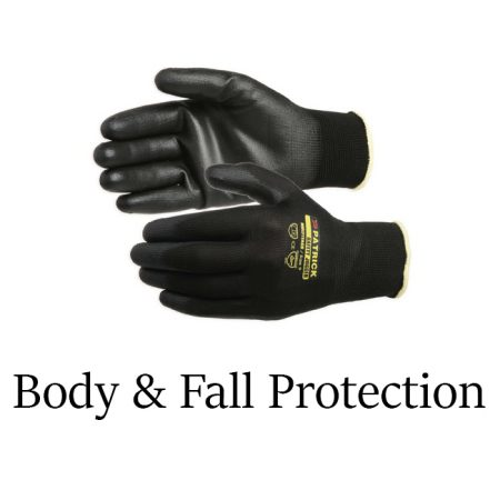 Body & Fall Protection
