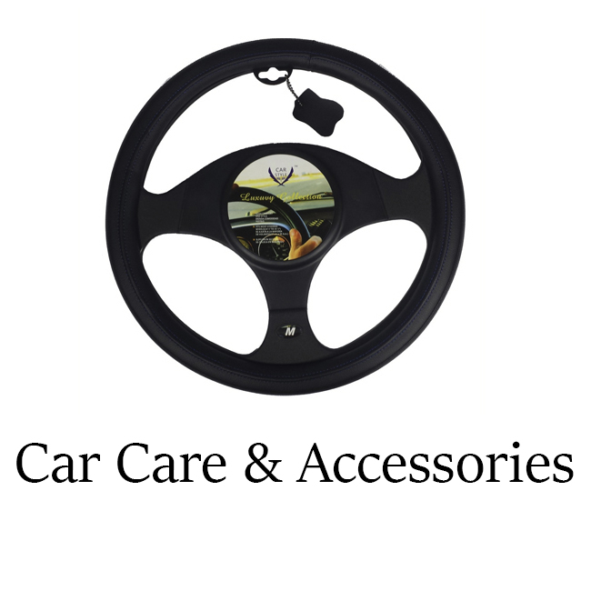 Car Care & Accessories