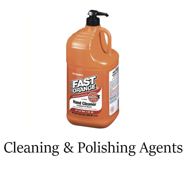 Cleaning & Polishing Agents