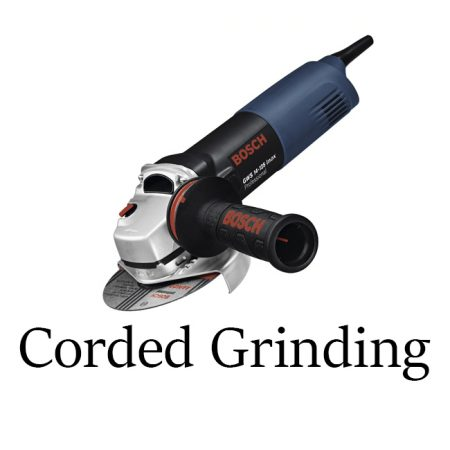 Corded Grinding