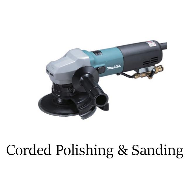 Corded Polishing & Sanding