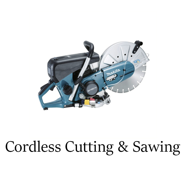Cordless Cutting & Sawing