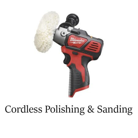 Cordless Polishing & Sanding