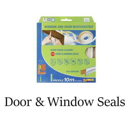 Door & Window Seals