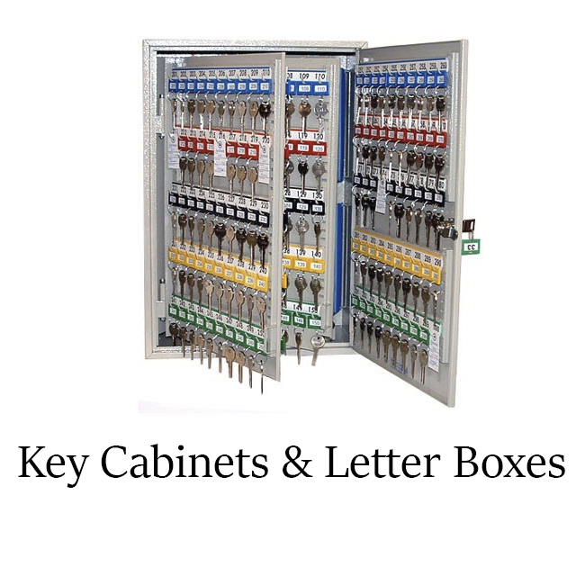 Key Cabinets & Letter Boxes