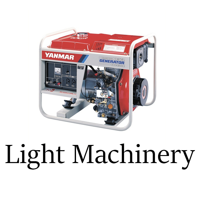 Light Machinery