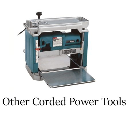 Other Corded Power Tools