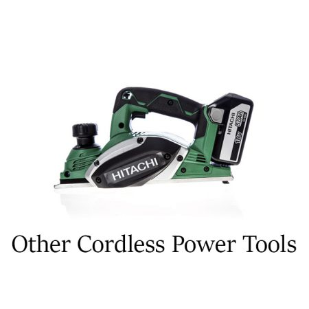 Other Cordless Power Tools