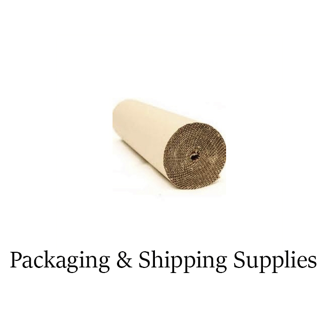 Packaging & Shipping Supplies