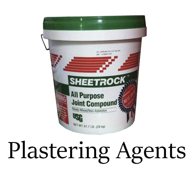 Plastering Agents