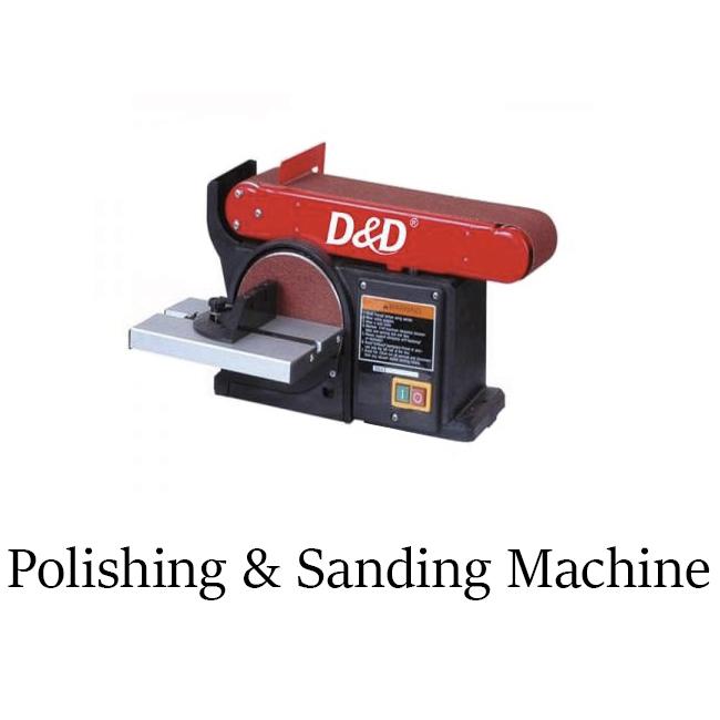 Polishing & Sanding Machine